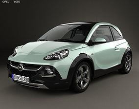 Opel Adam Rocks 2014 3D