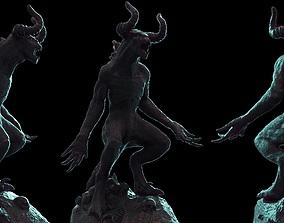 Deathclaw 3D print model