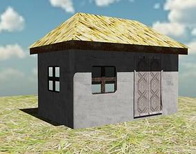 3D model Ukraine house