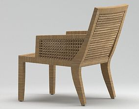 Chair seating furniture 3D