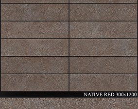 ABK Native Red 300x1200 3D model