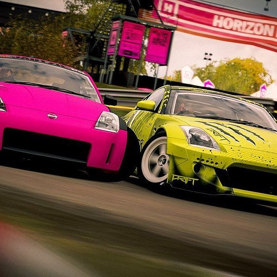 Drifting party