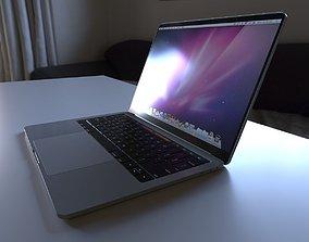 3D model Macbook Pro 13