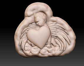 angel Cupid 3D printable model