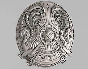 3D printable model the emblem of Kazakhstan