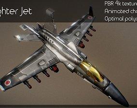 Futuristic Aircrafts 3D asset
