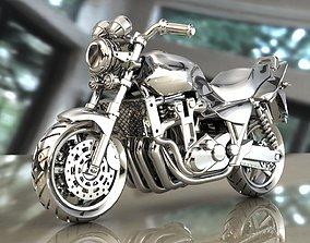 jewelry motorcycle pendant 3D printable model