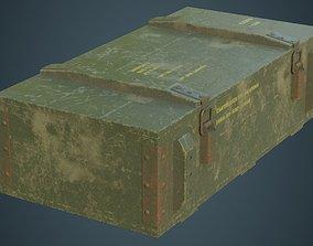 3D model Ammunition Box 2C