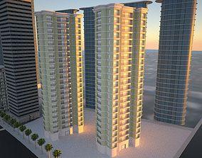 3D model Single Building Residential