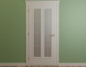Glossy Door residential 3D