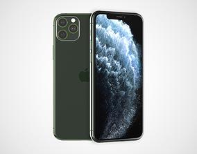 iPHONE 11 PRO MAX 3D