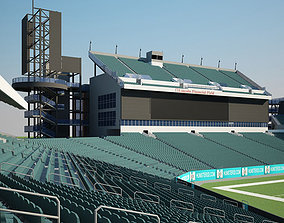 Lincoln Financial Field 3D