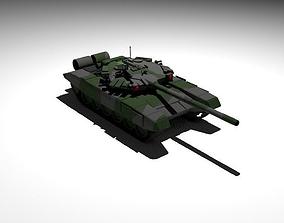 T90 MBT 3D model