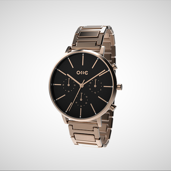 One Watch! Realistic Render