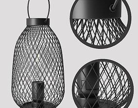 IKEA LUFTMASSA table lamp 3D