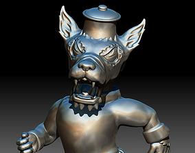 nc state university mascot 3D print model