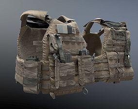 BulletProof Vest 4 3D