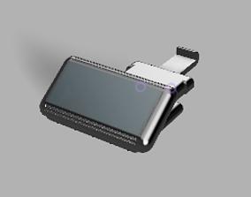 3D printable model Mercedes-Benz R129 SL Center console 3