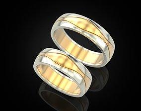Wedding ring 79 3D print model