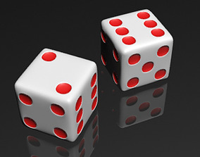 Dotted Dice 3D