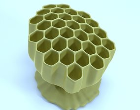 3D printable model ORGANIC INSPIRED PENCIL HOLDER