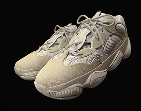 Sneaker YEEZY 500 - Desert Rat - Kanye West - 3D asset