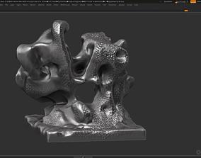 Modern Abstract Decorative sculpture 3d print 1