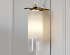 Articolo - Eclips Wall Sconce Short 3D