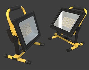 3D asset LED Work Light