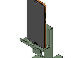 3D printable model Phone Cradle generalmobile
