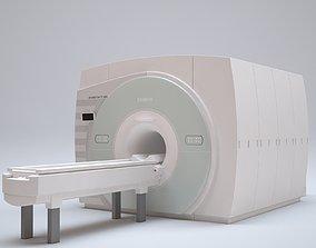 3D model CT Scanner Siemens MRI MRT 7T
