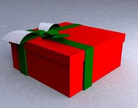 Gift Box 3D asset