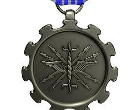 3D Air force Achievement Medal