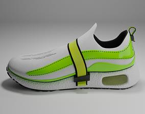 Shoe model 3D asset