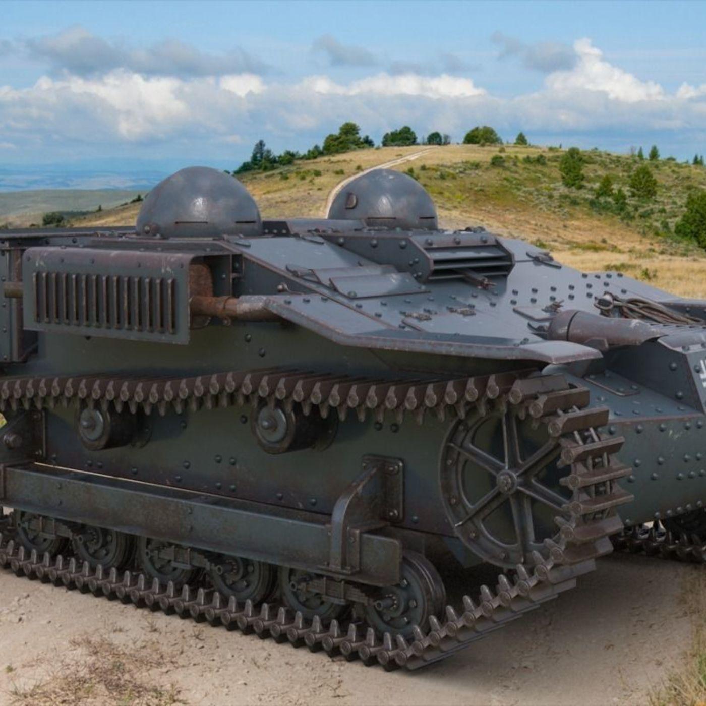 UE Tractor German Mental Ray