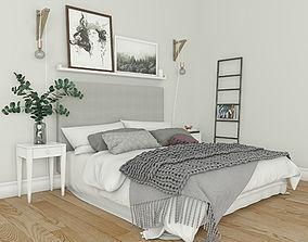 3D bedroom Bedroom set