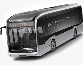 3D Mercedes eCitaro 2019