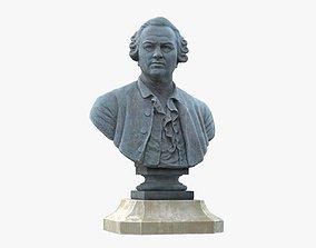 3D model Mikhail Lomonosov