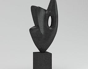 3D model Stone Figure Sculpture