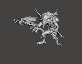 Dragonslayer Twitch 3D Model