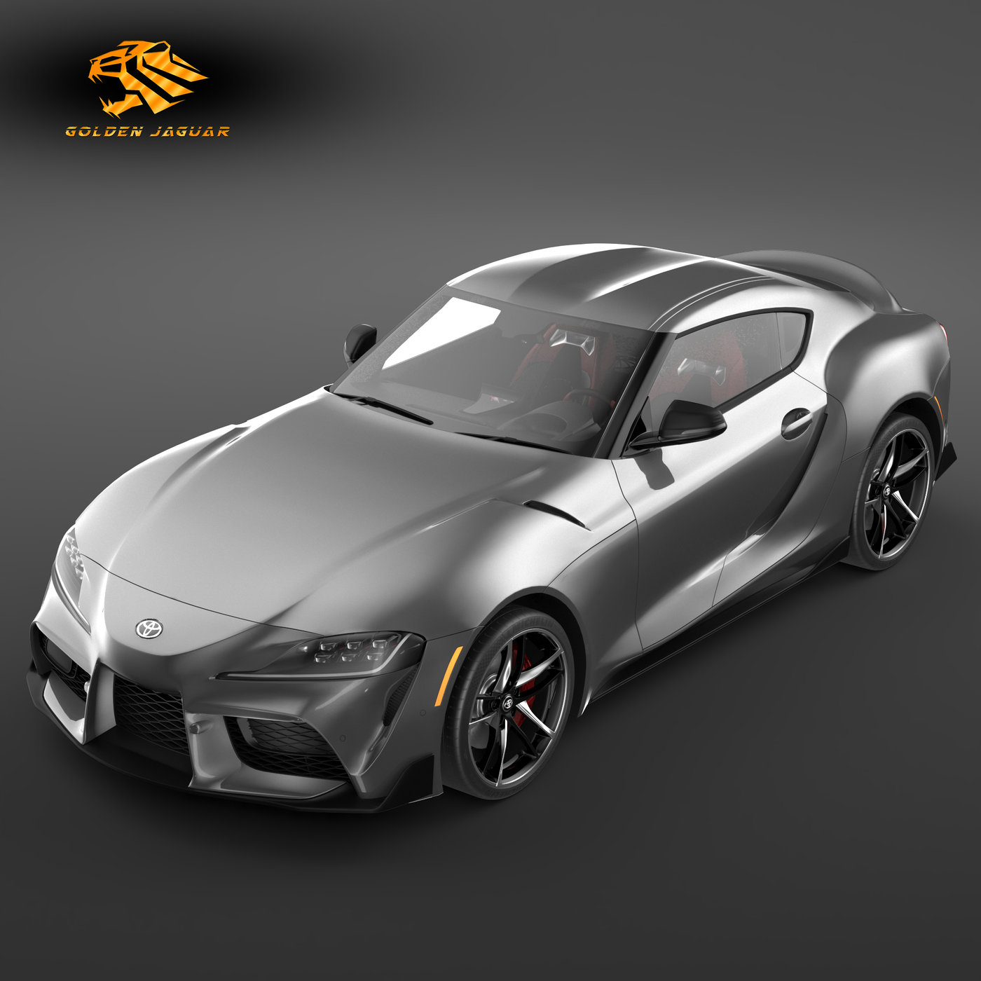 The all new Toyota Supra GR 2020