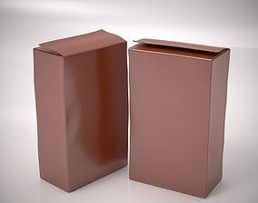 Coffee Packaging 3D