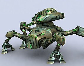 animated 3DRT - Mech Crawlers Pack