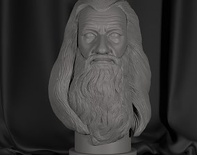 3D print model Gandalf
