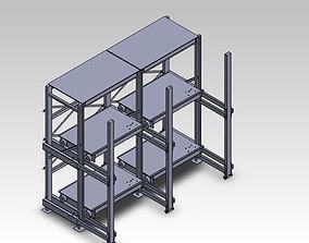 Moulding Rack 3D