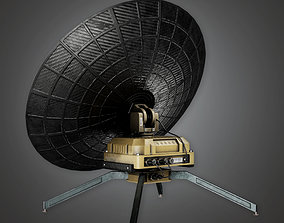 Military Communication Field Device 01 - MLT - 3D asset 3