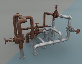 3D model Pipe Pack