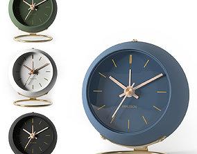 3D model Karlsson Alarm Clock Globe