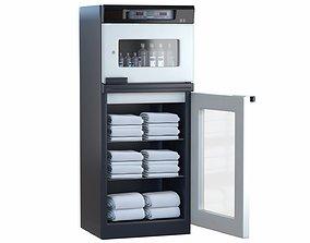 3D asset Warming Cabinet