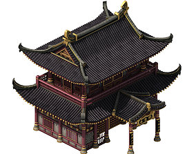3D model Palace building - main building 034